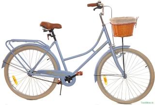 e5319523365ab Dámsky retro bicykel 26